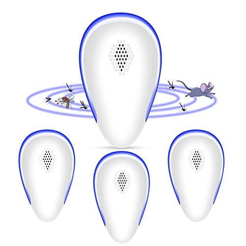Repelente de insectos por ultrasonidos