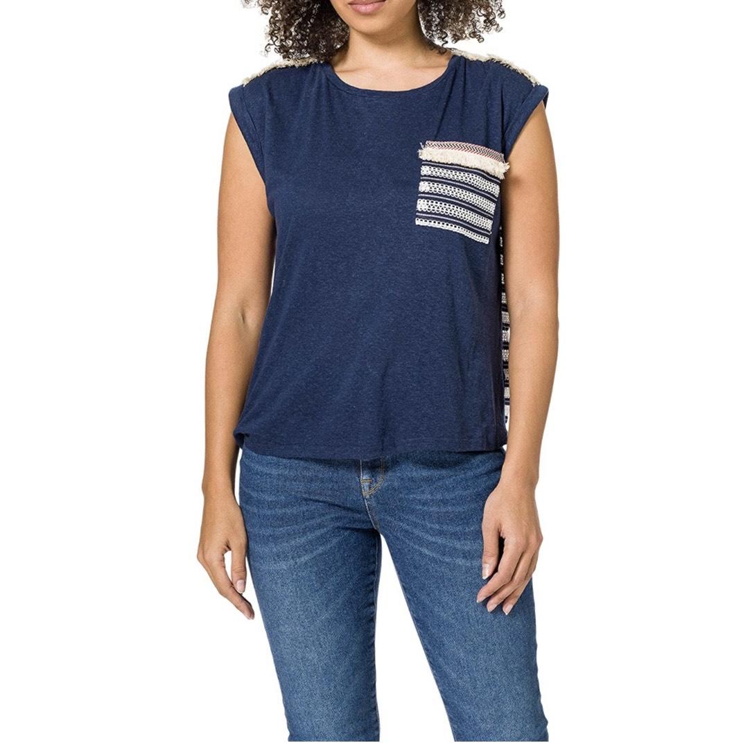 Camiseta Desigual Dublin Mujer | Tallas S, M y L