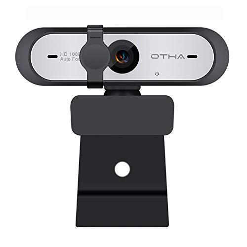 OTHA Webcam AutoFocus 1080p (Precio Prime + cupón 25€)