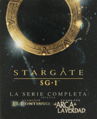 Stargate Sg-1 (temporadas 1-10) + Las pelis de la serie