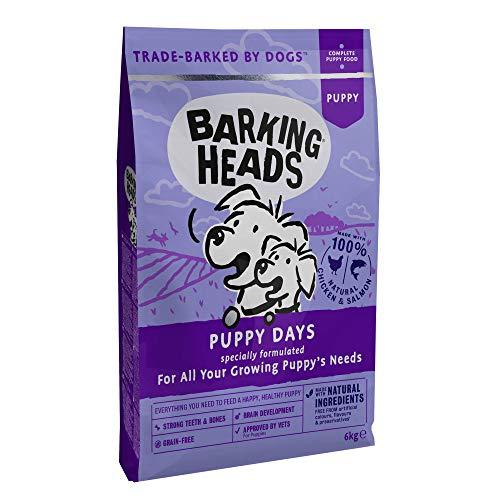 Barking heads puppy days, perros, 6kg