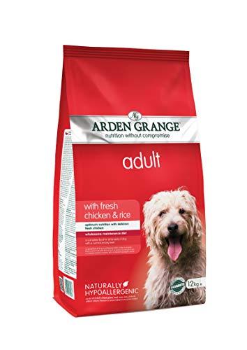 Arden Grange Adult Chicken, perros, 12kg