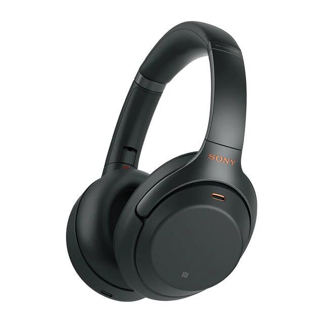 Auriculares de diadema inalámbricos Sony WH-1000XM3B