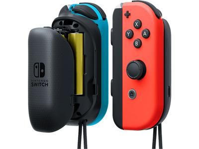 Cargador oficial Joy-Con Nintendo Switch en Media Markt (ebay)