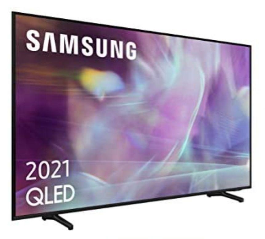 "Samsung QLED 4K - Smart TV - Con Alexa integrada - 43"""