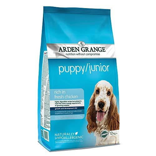 Arden Grange Puppy Junior perros, 12kg