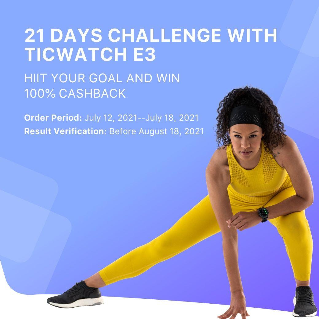 TicWatch E3 Gratis