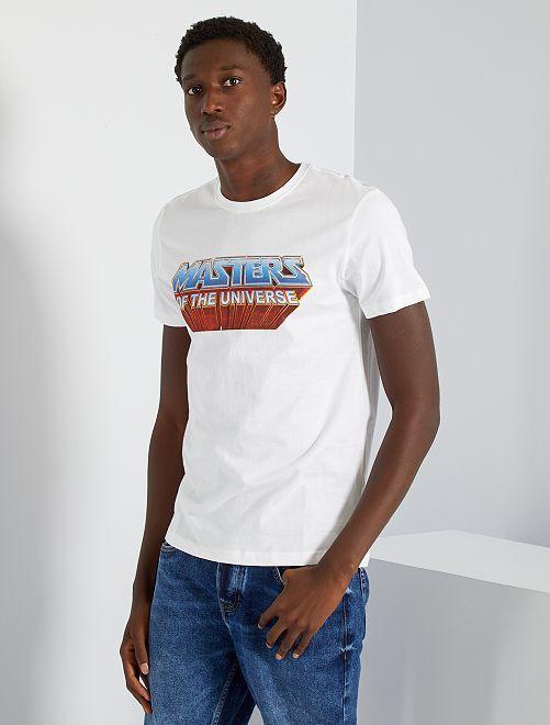 Camiseta Masters of the Universe