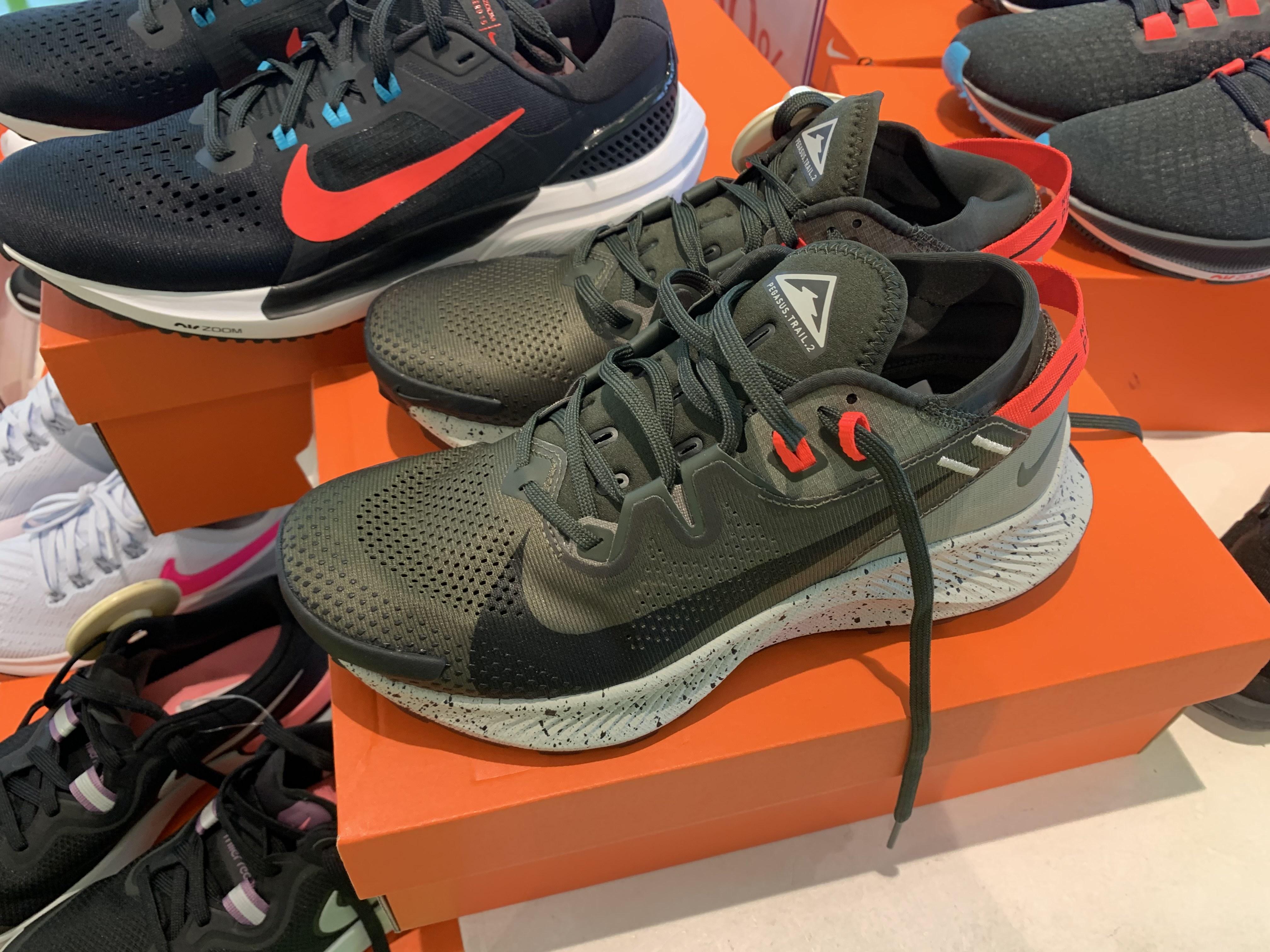 Nike pegasus trail 2 (ECI PARQUE NACIONES, MADRID)