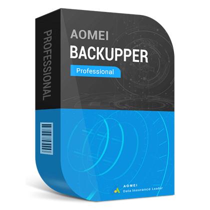 AOMEI Backupper Professional [1 año]