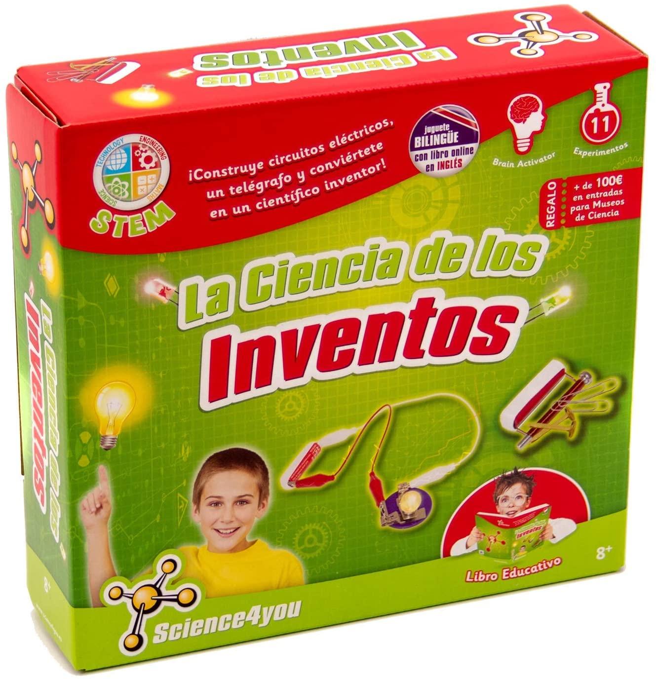 La Ciencia de los inventos solo 4.9€
