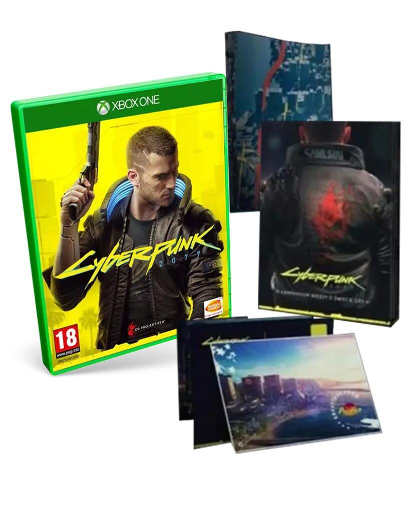 Xbox One/Series: Cyberpunk 2077 Edición Day One por sólo 14,95€