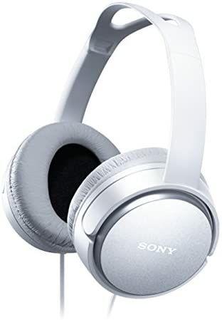 Sony MDRXD150 - Auriculares de Diadema blancos
