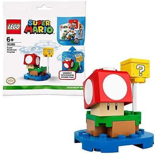 Lego Super Mario - Set de extensión Sorpresa de superseta