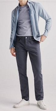 Pantalones molones Milano para meter la mano.