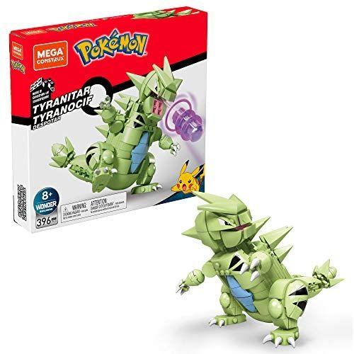 Mega Construx Pokémon Tyranitar