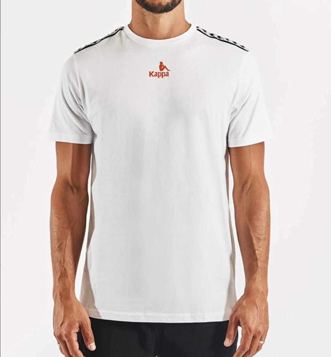 Camiseta algodón Kappa adulto talla S.