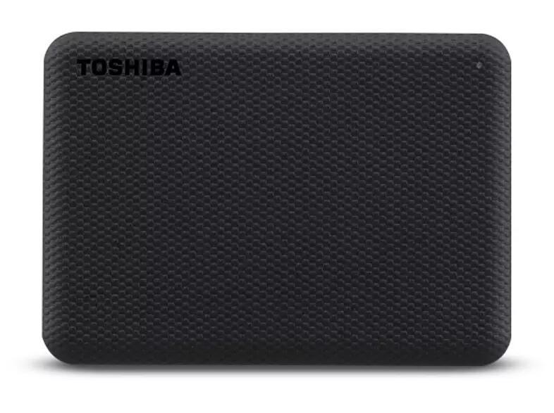 "Disco duro externo 4 TB - Toshiba Canvio Advance, 2.5"", USB tipo A, HDD, ~ 5,0 Gbps, 900 mA, Negro"