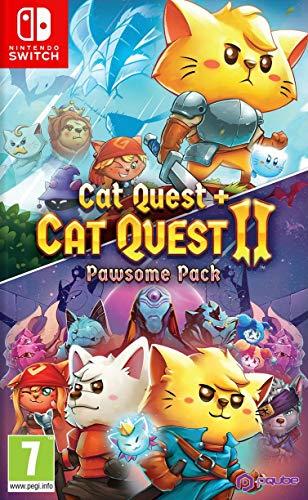 Pack: Cat Quest + Cat Quest 2 Nintendo Switch