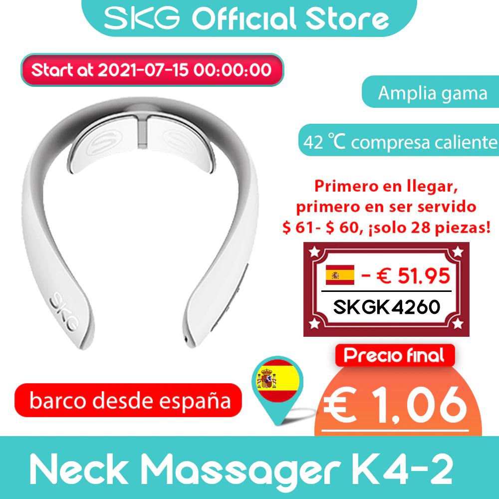 SKG masajeador Cervical eléctrico - Desde España