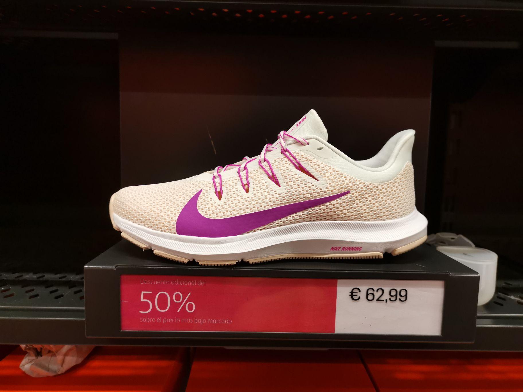 Nike Quest Nike Outlet San Sebastián de los reyes