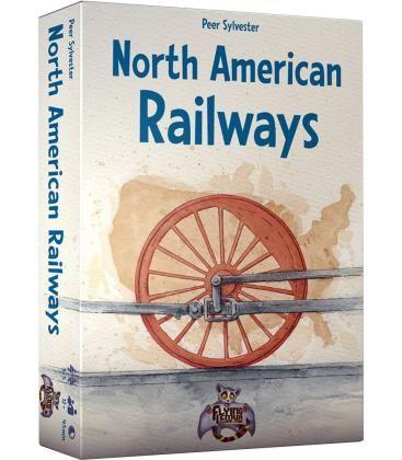 NORTH AMERICAN RAILWAYS en Marhom