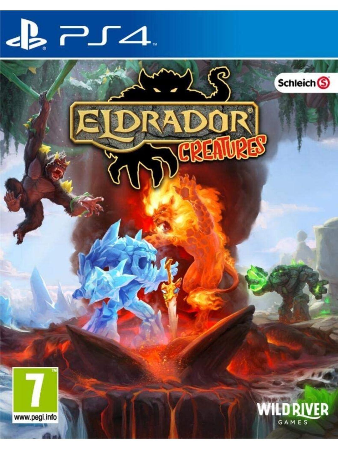 Eldrador Creatures (PS4)