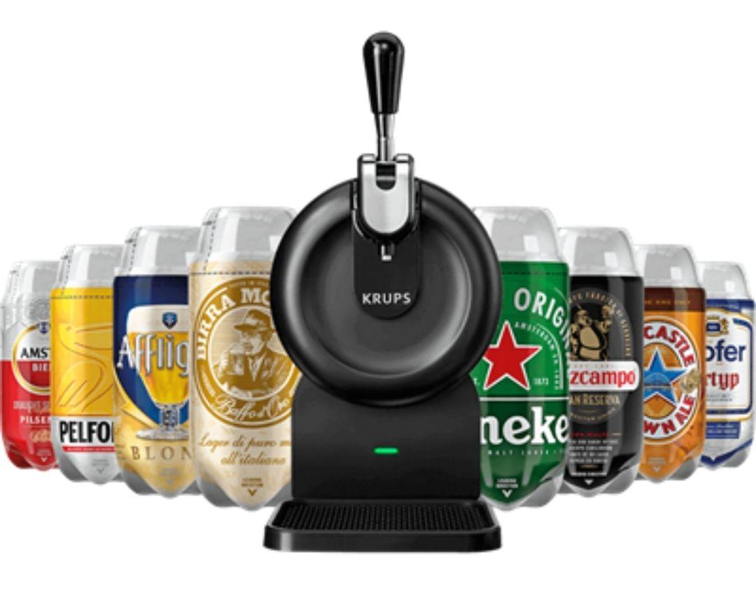 The sub compact + 8 torp de cerveza