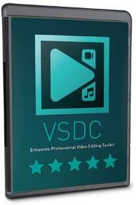Editor de video VSDC PRO !!GRATIS¡¡ [1 año]