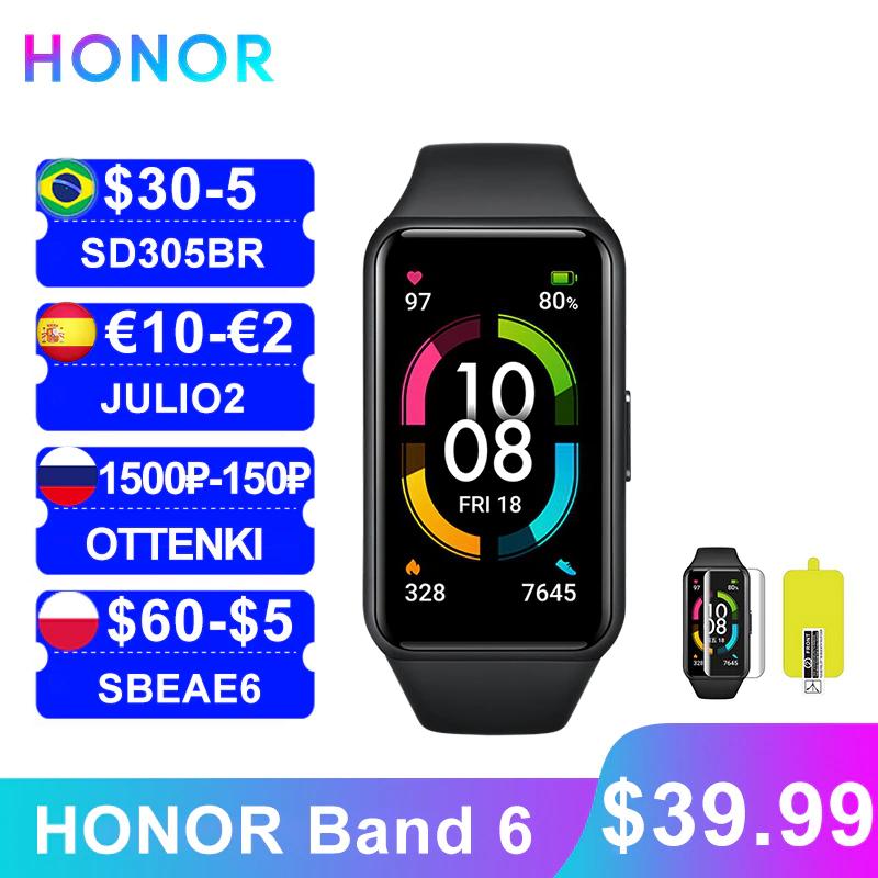 HONOR-reloj inteligente Band 6