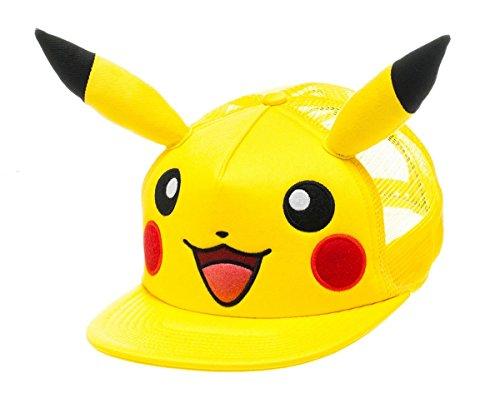 Gorra oficial Pokémon pikachu