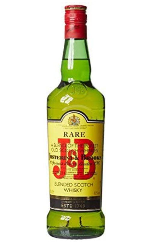 J&B Rare Whisky Escocés, 700ml