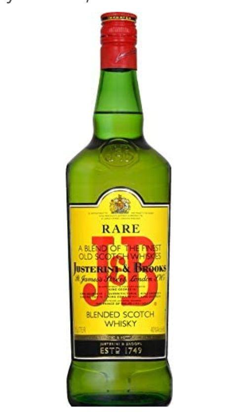 J&B Rare Whisky Escoces, 1L