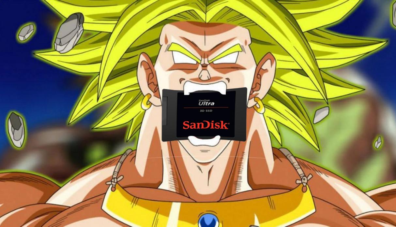 SanDisk Ultra: SSD 3D de 250 GB - Resistencia legendaria!!
