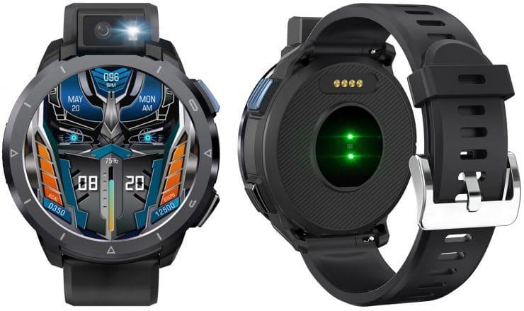 KOSPET OPTIMUS 2 Smartwatch con cámara de 13 MP, 4GB RAM / 64 ROM