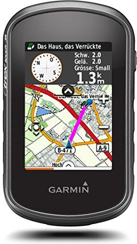 Garmin eTrex Toch 35, GPS de mano con ANT+ Bluetooth y mapas TopoActive
