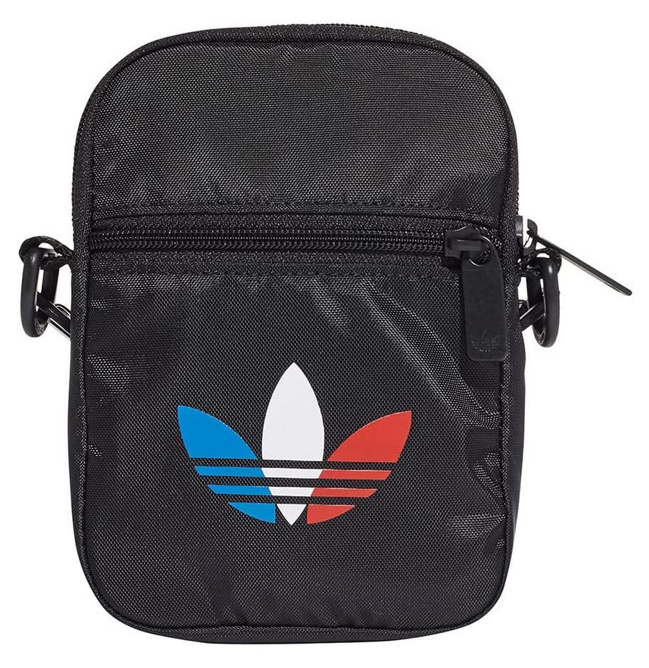 Bolso Unisex Adidas Tricol en negro (9,95€) y en gris (11,95€)