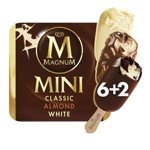 Magnum helado mini. Caja de 6 unidades
