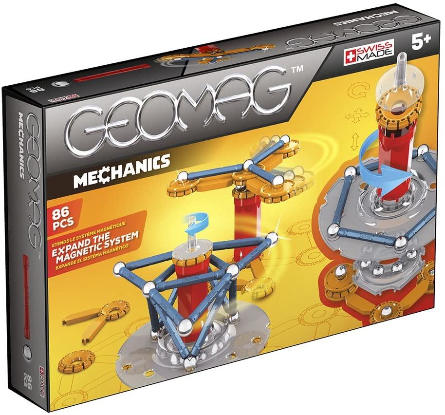 Geomag Mechanics Juego de Construcción solo 22.9€