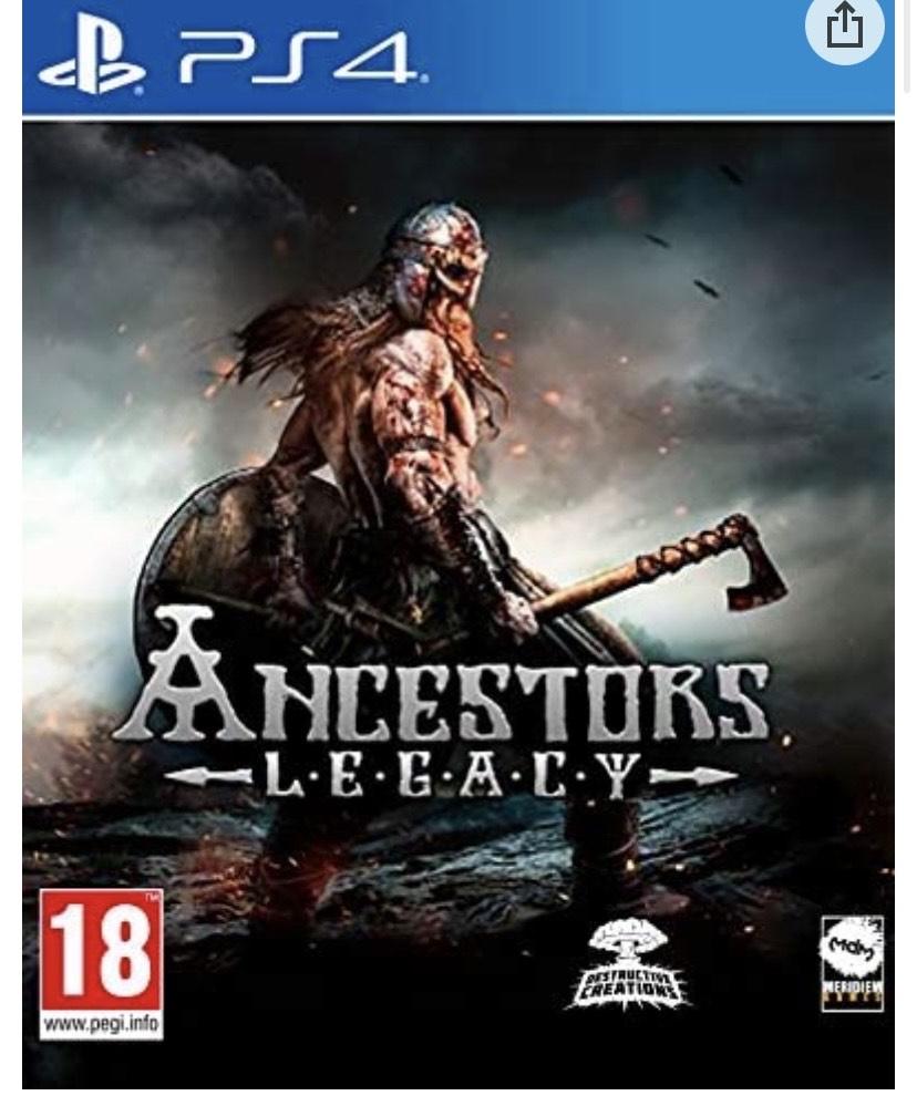 Ancestors Legacy - Standard Edition PS4
