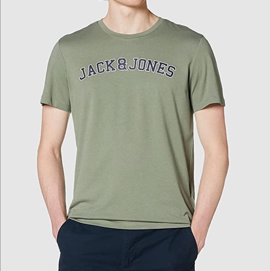 Camiseta Jack & Jones adulto tallas L y XL (S y M poco stock)