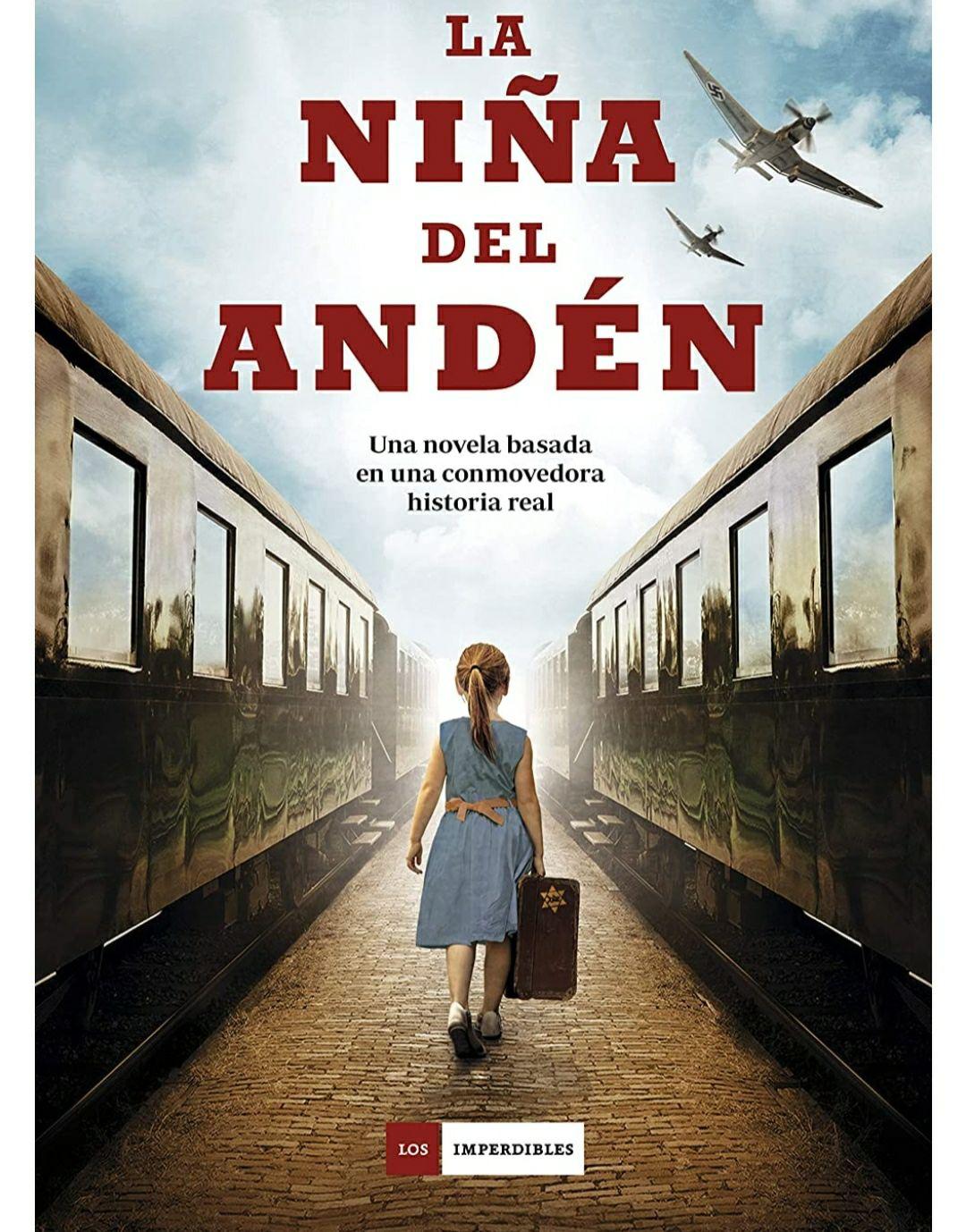 La niña del andén version Kindle