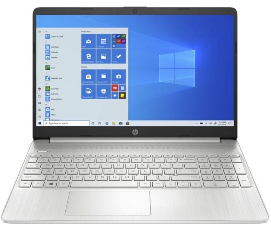 Portátil HP - Ryzen 5 4500U - 8GB - 256GB