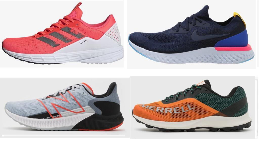 50 CHOLLO ZAPAS (Adidas, Nike, Salomon, Merrell, Champion...) en Zalando Prive