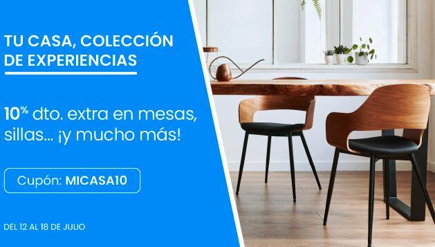10% EXTRA en mobiliario en ORION91