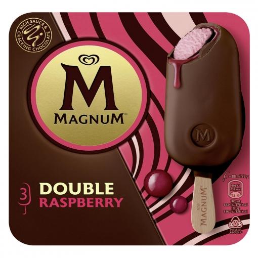 Helados MAGNUM (bombones) 2ª ud. al -70% en Carrefour