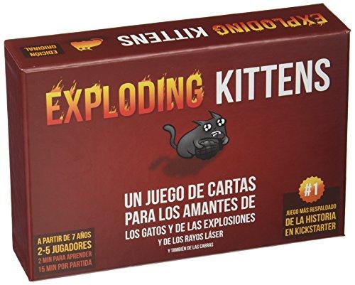 Exploding Kittens - Juego de mesa