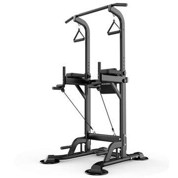 Máquina de gimnasio para dominadas y más ejercicios (Desde España)