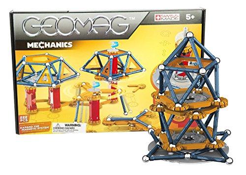 Geomag Mechanics 222 piezas