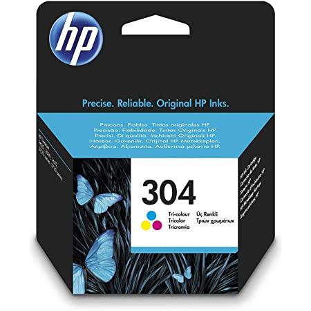 Cartucho de tinta HP 304 color